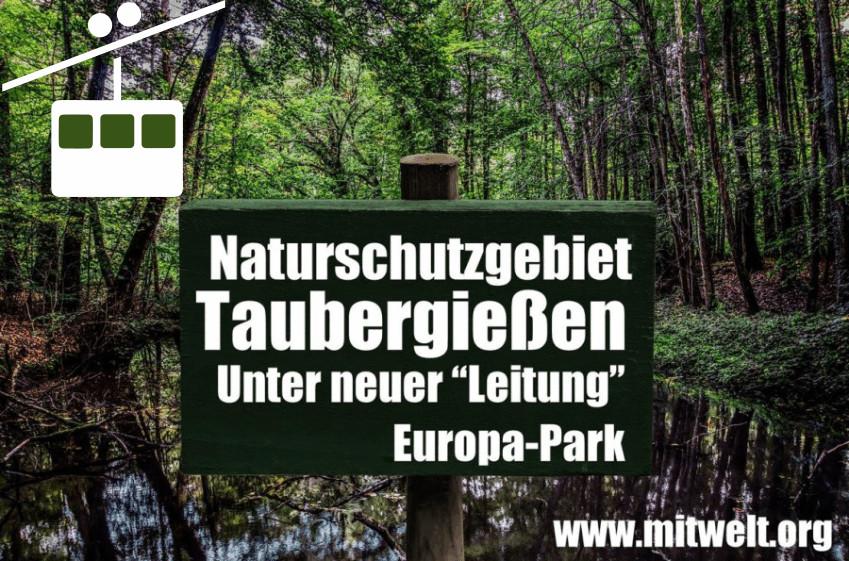 europa park seilbahn naturschutzgebiet taubergiessen